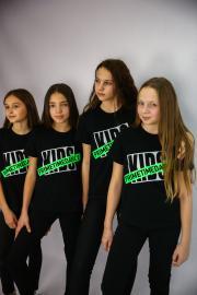 """Футболка детская 9-16 лет """"НЕОН DANCE"""" - НЕОН DANCE"""