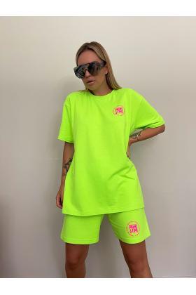 Костюм спортивный Summer green/pink