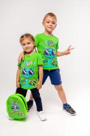 Футболка детская 3-5 лет - КОТ