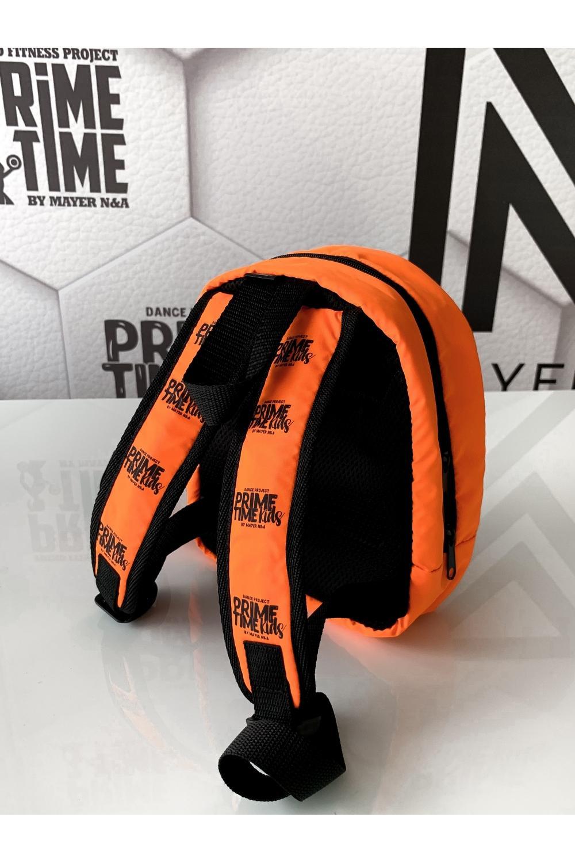 Рюкзак детский - оранжевый